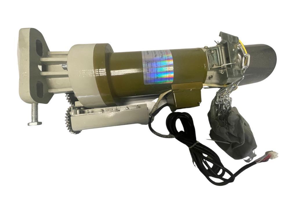 Motor Paralelo con batería