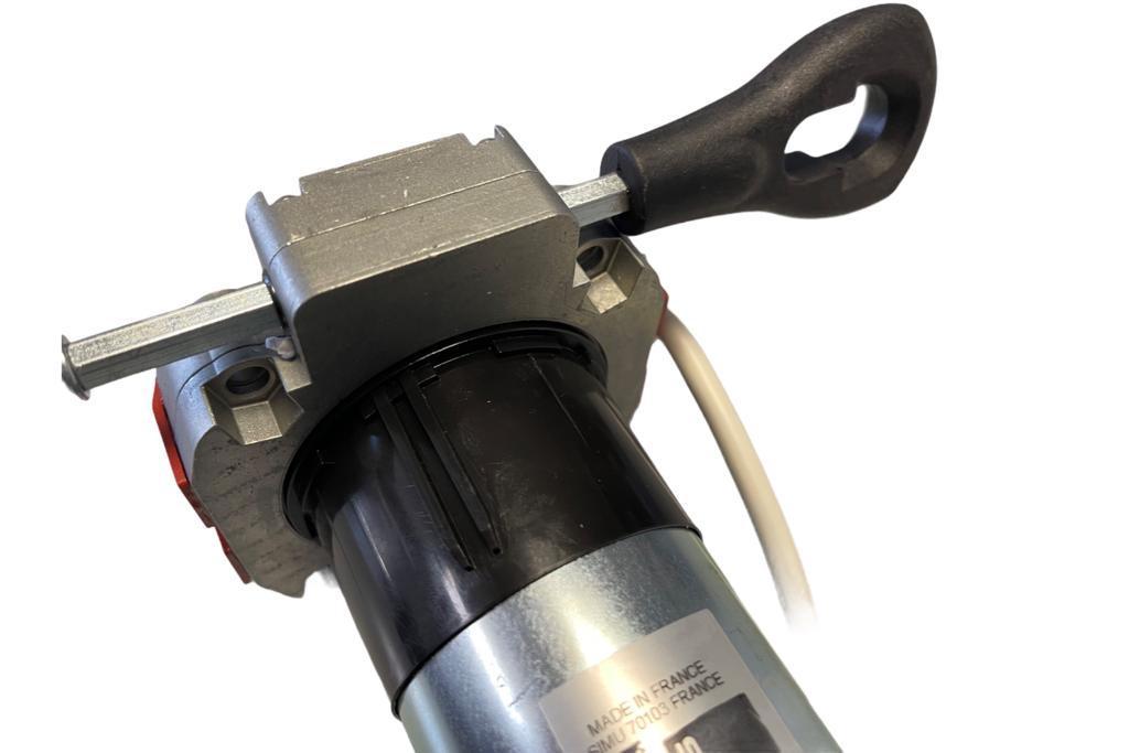 Motor Tubular (con uso manual)